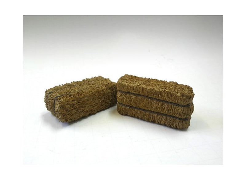 Hay Bale Accessory 2 Pieces Set for 1:24 Scale Models by American Diorama - BeTovi&co