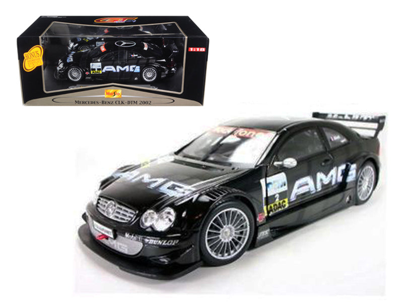 Mercedes CLK DTM AMG 2002 #2 1/18 Diecast Model Car by Maisto - BeTovi&co