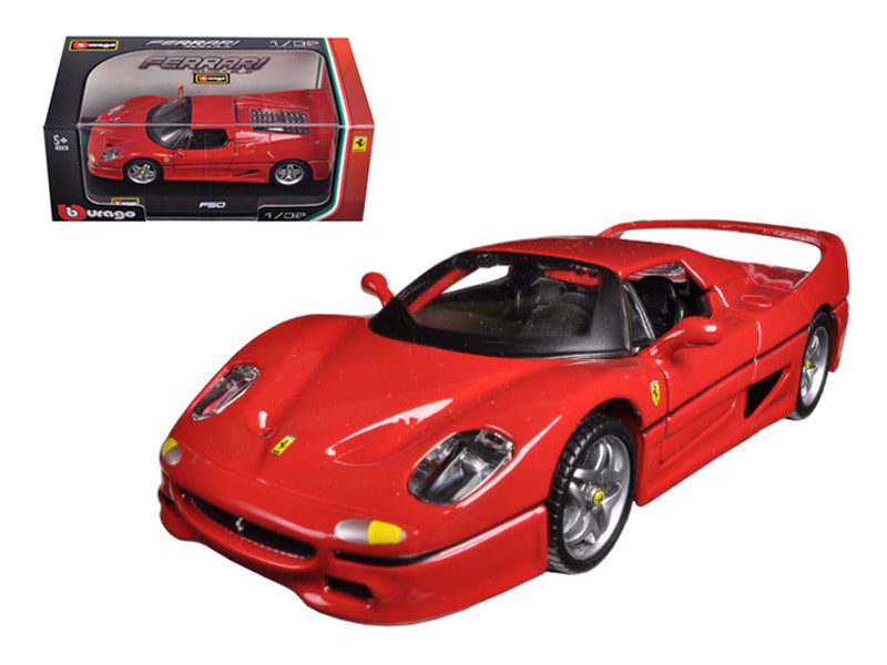 Ferrari F50 Red 1/32 Diecast Model Car by Bburago - BeTovi&co