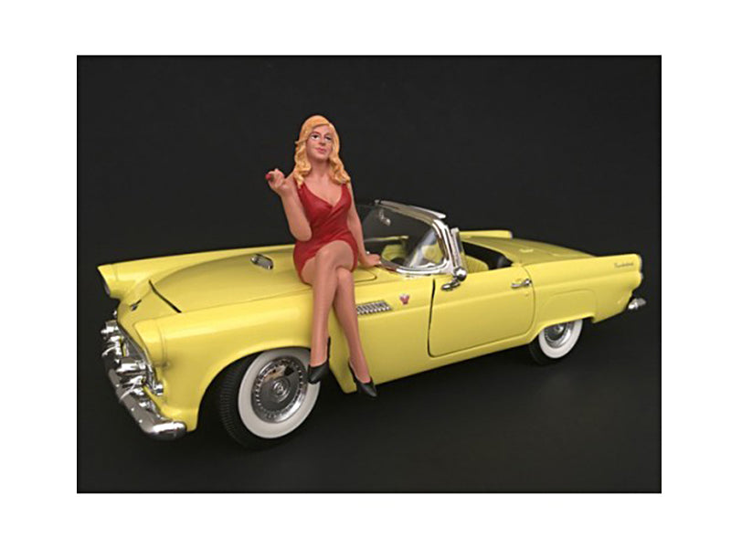 70 - BeTovi&cos Style Figure IV For 1:24 Scale Models by American Diorama - BeTovi&co