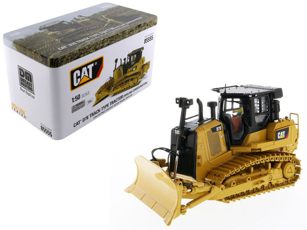 Caterpillar D7E Track Type Tractor Dozer in Pipeline Configuration