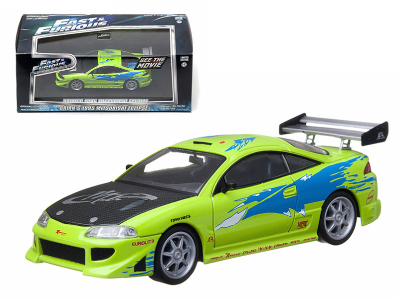 "1995 Mitsubishi Eclipse The Fast and The Furious"" Movie (2001) 1/43 - BeTovi&co"