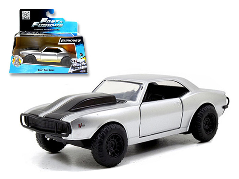 "Roman - BeTovi&cos Chevrolet Camaro Z/28 \Fast & Furious 7"" Movie 1/32 Diecast Model Car by Jada"" - BeTovi&co"