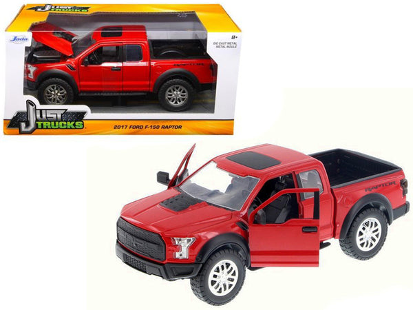 2017 Ford F-150 Raptor Pickup Truck