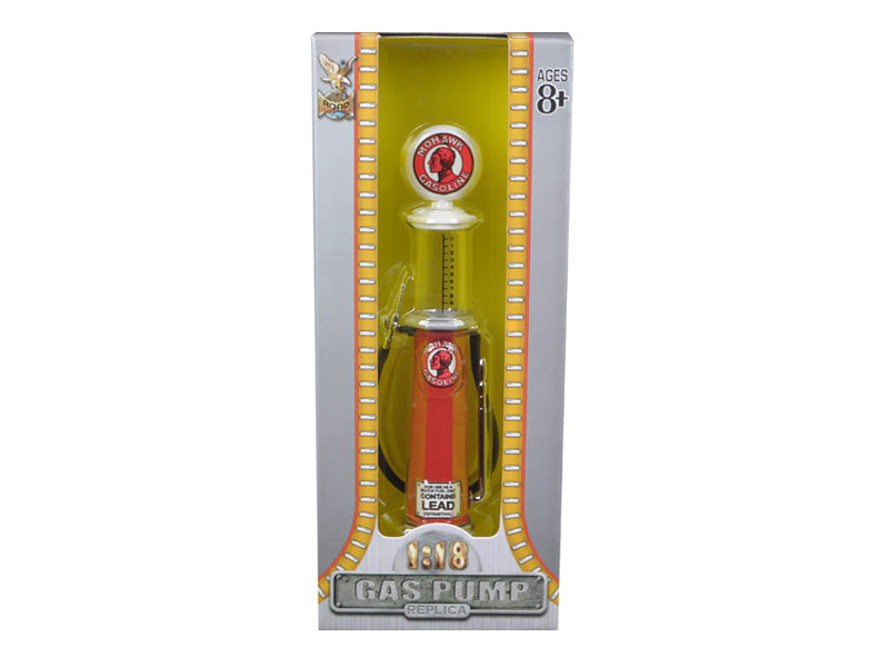 Mohawk Gasoline Vintage Gas Pump Cylinder 1/18 Diecast Replica by Road Signature - BeTovi&co