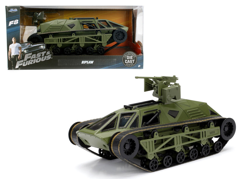 Ripsaw 'Fast & Furious' F8 Movie 1/24 Diecast Model by Jada - BeTovi&co