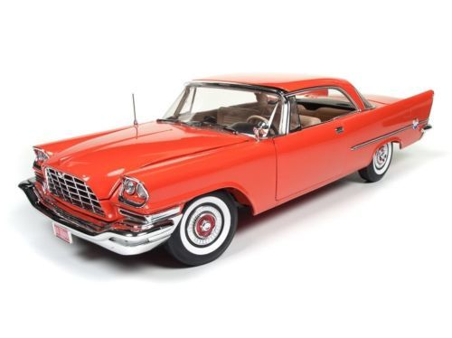 1957 Chrysler 300C Hemi Gauguin Red 60th Anniversary Limited Edition 1/18 - BeTovi&co