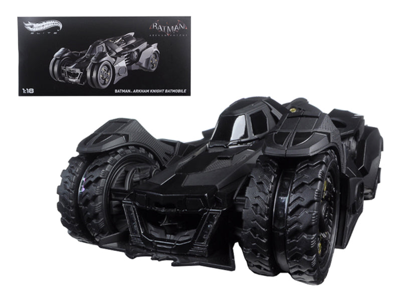 Batman Arkham Knight Batmobile Elite Edition 1/18 Diecast Model Car by Hotwheels - BeTovi&co