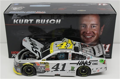 Kurt Busch 2014 Haas Automation 500th Cup Start 1:24 Nascar Diecast