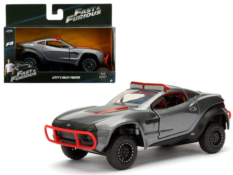 Letty - BeTovi&cos Rally Fighter Fast & Furious F8 'The Fate of the Furious' Movie 1/32 Diecast Model Car by Jada - BeTovi&co