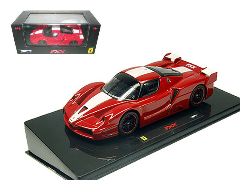 Ferrari Enzo FXX Red Elite Limited Edition 1/43 Diecast Model Car by Hotwheels - BeTovi&co