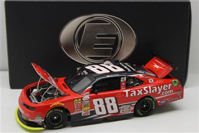 Dale Earnhardt Jr. 2015 #88 Tax Slayer 1:24 Elite Standard Finish NASCAR Diecast