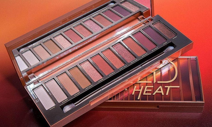 Top 5 Eyeshadow Palettes for the Festive Season