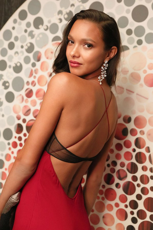 Super Fast Party Prep 01: Lais Ribeiro