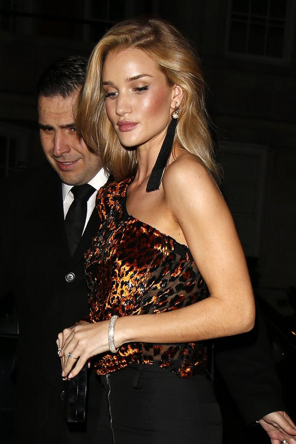 Super Fast Party Prep 02: Rosie Huntington Whiteley