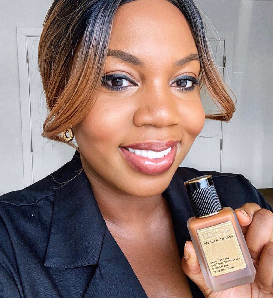 Slapp Chat with Makeup Artist and Pat McGrath UK Artistry Manager, Adeola Gboyega