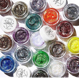 Top 5 Glitter Eyeshadows, Pots and Pigments