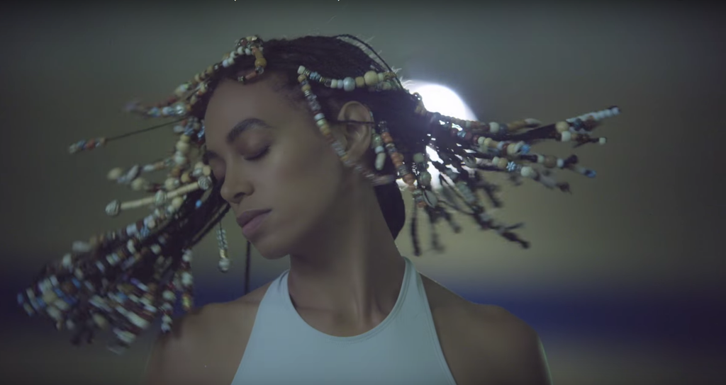 Why we can't get enough of Solange in 'Don't Touch My Hair'