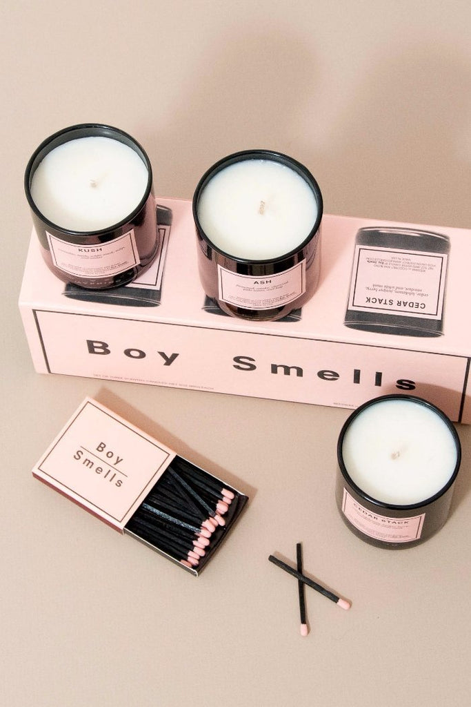 New in the Slapp Shop: Boy Smells