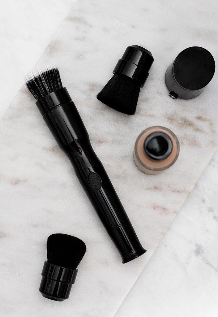 Introducing blendSMART: The Rotating Makeup Brush