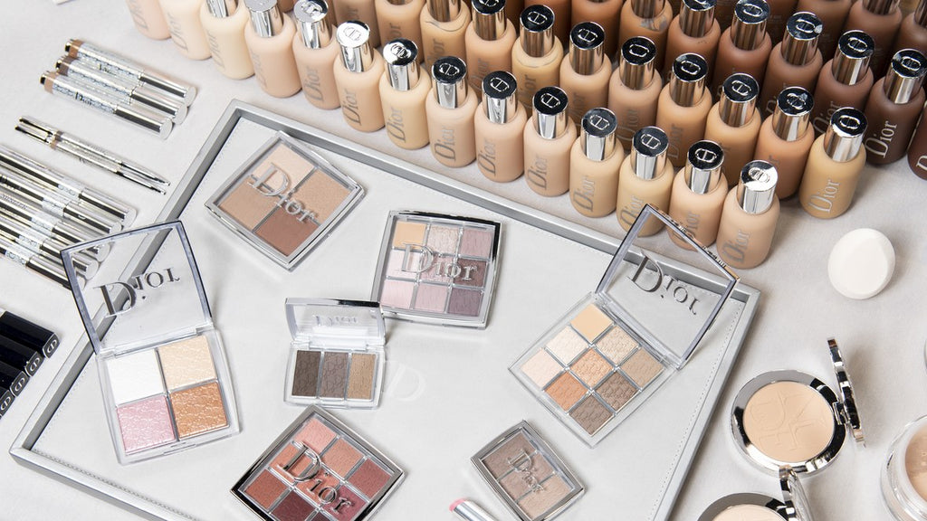 The problem with the new Dior beauty line. (Only kidding. Kind of)