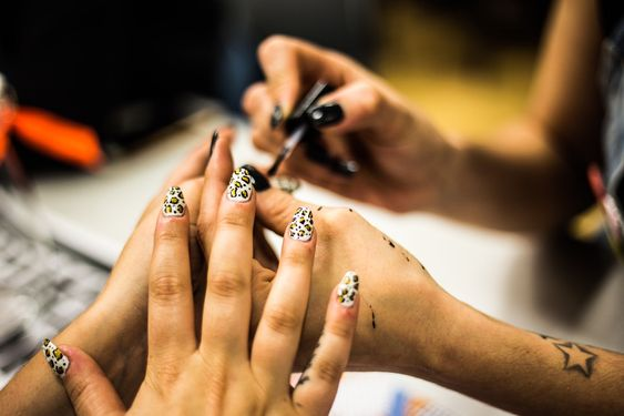 Beauty and Brains: The New Nail Salons Setting the Political Agenda