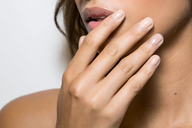 CND's Weekly Manicure + Nude Nails For Everyone