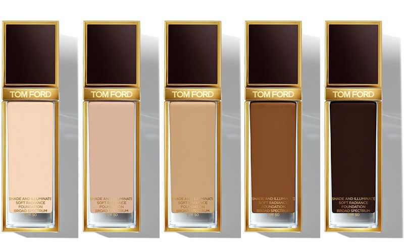 Slapp Tests: Tom Ford Shade & Illuminate Foundation