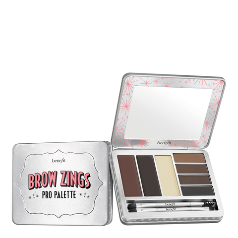 New benefit brow zings palette slapp