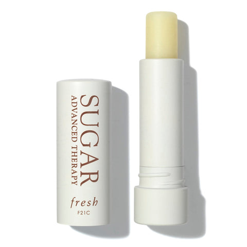Best In Flight Skincare Beauty Products - Fresh Sugar Lip Therapy Treatment Balm