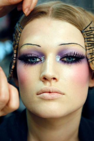 Dior AW09 BEauty Look Inspiration Halloween