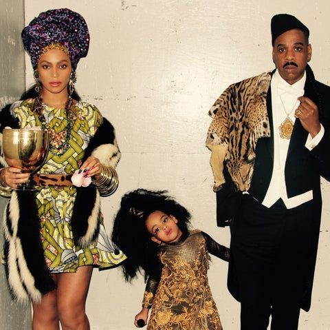 The Carters - Coming to America -  Best celebrity Halloween Costume ideas
