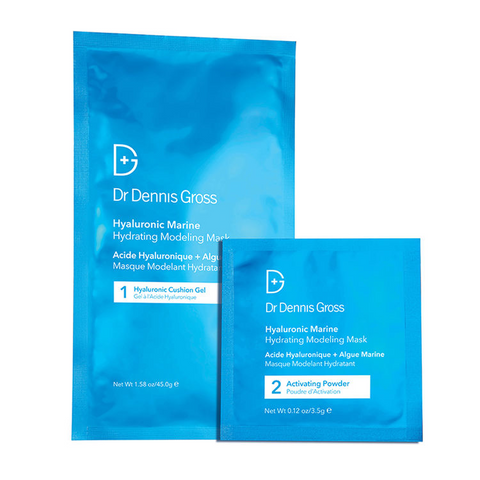 Slapp Top 6 Hydrating Face Masks - Dr dennis Gross
