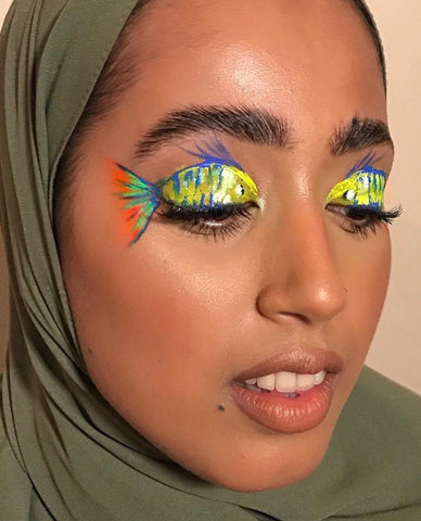 Slapp Chat with Makeup Artists Maha Alselemi aka @Maha.Gram
