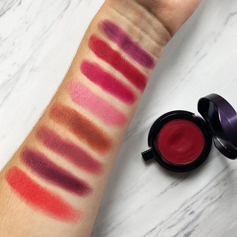 Swatches urban decay Lo fi- New Autumn Beauty Launches