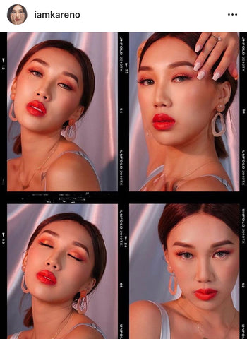 Top 5 Instagram accounts for Editorial makeup inspiration