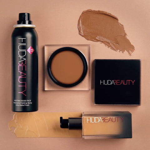 the Best beauty products from Huda Beauty