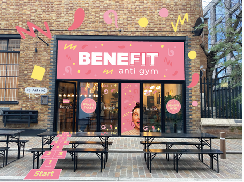 Benefit Brow Pop up