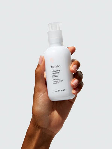 Glossier Jelly Cleanser - Winter-proof your Skin - skincare - makeup