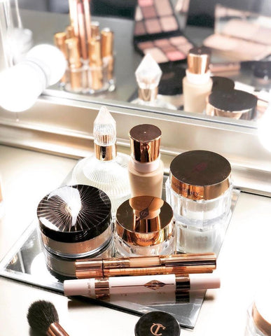 Charlotte Tilbury Magic Away Concealer and Setting Powder - New Autumn Beauty Launches