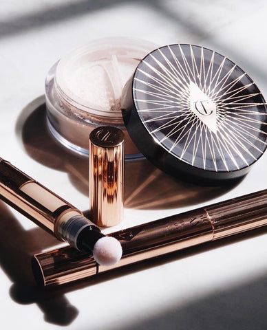 Charlotte Tilbury Magic Away Concealer and Setting Powder - New Autumn Beauty LaunchesO