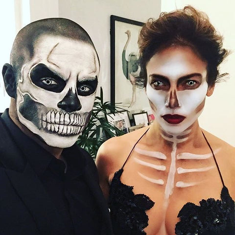 Jennifer Lopez JLo Skeleton Costume HAlloween