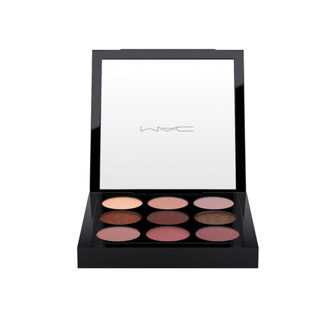 Mac burgundy eyeshadow palette