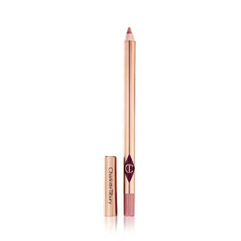 The Best Products from the Madison Beer Vogue Tutorial - Charlotte Tilbury Pillow Talk lip pencil
