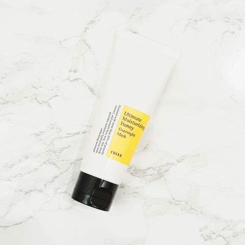 cosrx honey mask