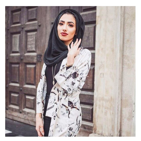Slapp Chat Interview with Authentically Ella - Blogger Irish Hijab Beauty Engineer