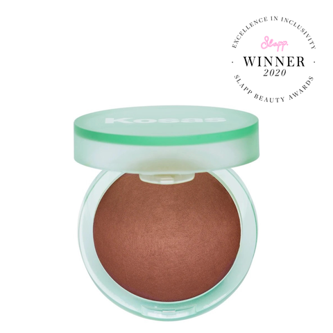 Slapp Inclusive Beauty Awards 2020- Best Beauty Products for All Skin tones - Kosas Bronzer