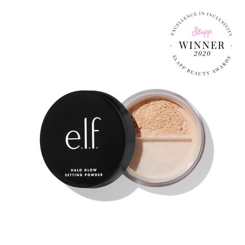 Slapp Inclusive Beauty Awards 2020- Best Beauty Products for All Skin tones - Elf Halo Setting Powder
