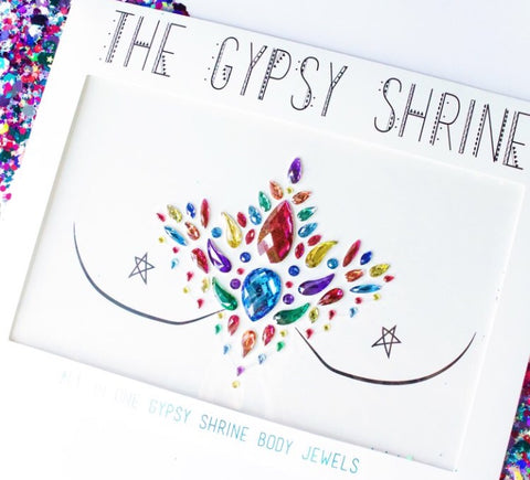 Slapp Notting Hill Carnival Makeup Products - Gypsy Shrine