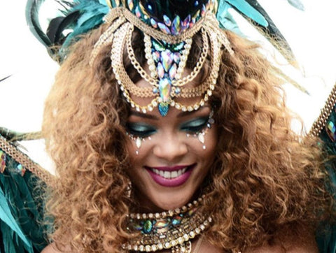 Slapp Notting Hill Carnival Makeup Products - Rihanna